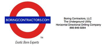 Contact Boring Contractors, LLC